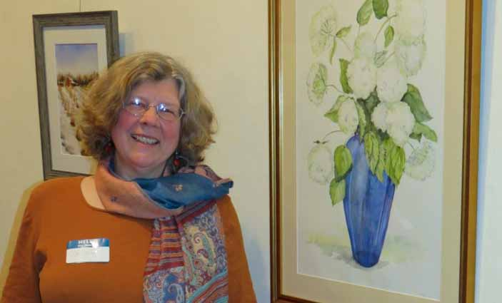 artist at exhibit-cropped2